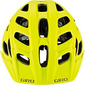 Giro Hex Helmet matte citron/heatwave
